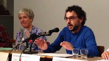 Conferencia TTIP - Attac Navarra