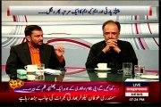 EXPRESS Suno! Rana Mubashir with MQM Asif Husnain (27 Oct 2014)