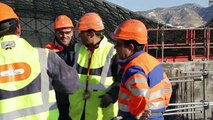Stade Vélodrome de Marseille : la Tribune Jean Bouin est achevée