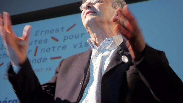 Alain Fischer - La thérapie génique