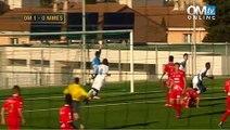 U17 National - OM 3-2 Nîmes : le résumé long format