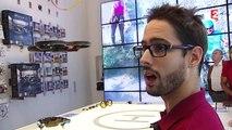 Les drones de plus en plus populaires en France