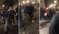 Eddy des Anges se bagarre à Marseille