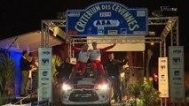 Yohan Rossel décroche le titre de Champion de France des Rallyes Junior