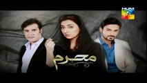 Mehram Full Episode 7 Hum Tv Drama in High Quality - 30th October 2014 - Ayesha Khan