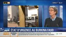 BFM Story: L'état d'urgence a été décrété au Burkina Faso – 30/10