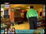 Tootay Huway Taray Episode 164 on Ary Digital 30th October 2014