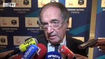 Football / Le Graët évoque la suspension de Zidane, le Mondial au Qatar, et Bernès - 30/10