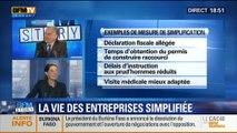 BFM Story: Simplification: de nouvelles mesures pour faciliter la vie des entreprises et des particuliers - 30/10