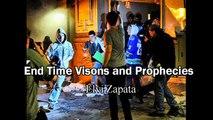 End Time Visions of Tsunami, Earthquake, Rapture and Tribulation - Elvi Zapata