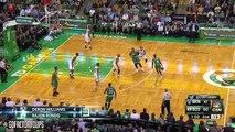 Rajon Rondo vs Deron Williams PG Duel Highlights Celtics vs Nets (2014.10.29)