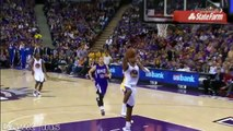 Stephen Curry Full Highlights 2014.10.29 at Kings - 24 Pts, 10 Rebs, 5 Assists, SiCK Dribbling!