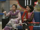 Humaira Naz (Herbalist) live on Health tv 26 October  2014 (PART 1)  With Hair Roots
