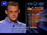 La réponse qui tue - Qui Veut Gagner des Millions