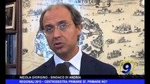 REGIONALI 2015 | Centrodestra: Primarie sì, primarie no?