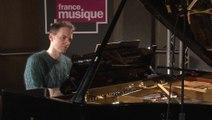 Prélude en si mineur BWV 855 de Bach par Alexandre Tharaud | Le live de la matinale