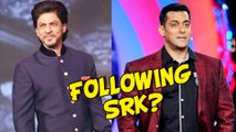 Salman Khan Follows Shahrukh Khan For Success? | Hero Remake