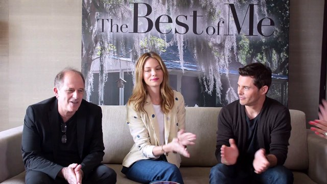 The Best Of Me - Star Cast on Malishka Unleashed - Promo