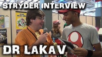 Entrevue avec le Dr LAKAV