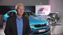 The new BMW X5 M. The new BMW X6 M. Interview Albert Biermann. Head of Development BMW M Automobiles