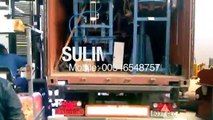 LOADING AND SHIPMENT OF TILES MACHINE