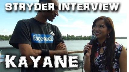 Entrevue avec KAYANE