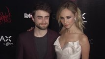 Daniel Radcliffe And Juno Temple Bring Horns To LA Just In Time For Halloween