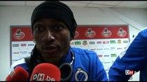 """Tchité: """"Un bon point pour Bruges ? Pour le Standard aussi"""""""