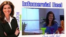 Cindy Latch Infomercial DRTV Host reel