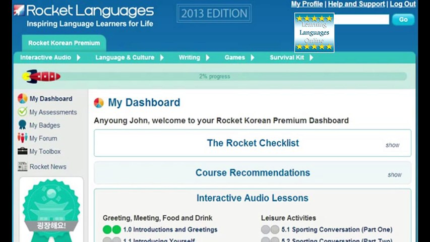 Rocket Korean Review. How To Learn Korean Online