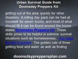 Urban Survival Guide from Doomsday Preppers Kit.wmv
