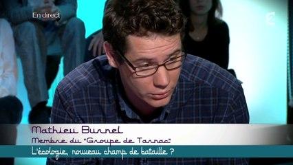 """Mathieu Burnel : """"L'insurrection est arrivée"""" #CSOJ 31/10/2014"""