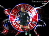 Gran golazo de Franck Ribery al estilo de Zidane