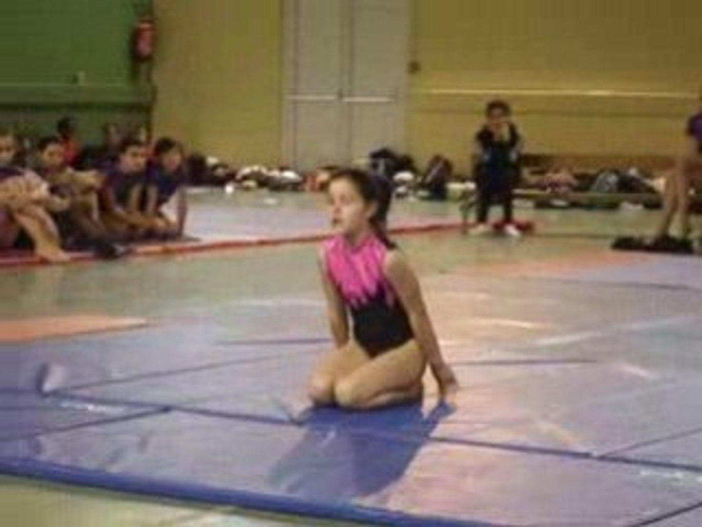 Competition de gymnastique