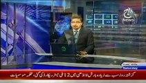 News Today Pakistan 1st November 2014 AAJ News Headlines 1-11-2014