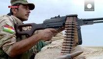 IRAK: Euronews a frontvonalról