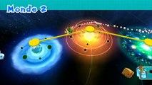 Super Mario Galaxy 2 - Monde 1 - Forage cosmique : Foropod et le foret (une seule chance)