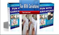 How to draw caricatures fast - Learn To Draw Caricatures