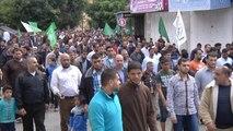 Gaza rally slams Israeli aggression in Jerusalem al-Quds