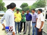 Rs.1 lakh looted from petrol pump employees in Sanand - Tv9 Gujarati