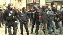"""""""Des personnes qui n'ont rien à faire de Sivens s'infiltrent dans ces manifestations"""""""