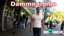 Man walking in New York streets : 3 Hours Of Harassment In NYC, !