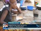 Sierra Leona, sin políticas de atención a enfermos de Ébola