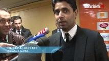 Lorient - PSG. Nasser Al-Khelaifi : « Ce soir, le PSG n'était pas là »