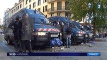 Après la manifestation pour Rémi Fraisse, 21 interpellations à Nantes