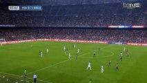 Joaquin Larrivey Great Goal - Barcelona vs Celta Vigo 0-1 ( La Liga ) 2014 HD