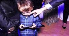 Cristiano Ronaldo Ignorado Pelo Filho De Luka Modric | Luka Modric's Son Not Interested In Meeting Cristiano Ronaldo