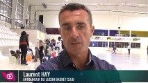 Basket : Les coachs du Luçon et de Frontignan nous livrent leurs réactions suite à leur rencontre