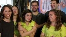 TV3 - Oh Happy Day - Backstage In Crescendo - In Crescendo - Backstage - OHD5