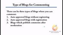 Basic of blog comments - SEO Course - Part 30